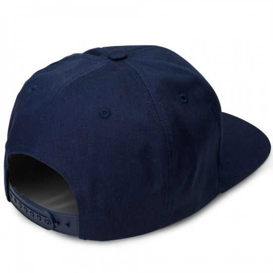 Volcom Quarter Twill Hat - Navy