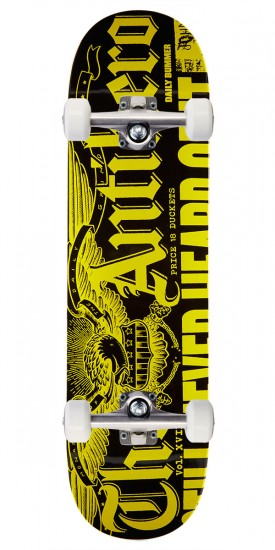 Antihero Daily Bummer Price Point Skateboard Complete - 8.25""