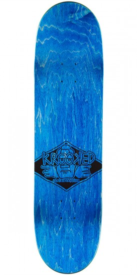 Krooked Cromer Bug Out Skateboard Complete - 8.38""