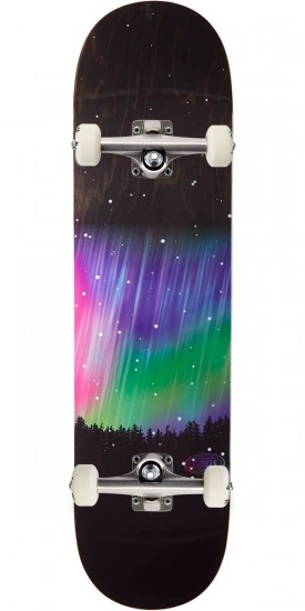 Real Davis Northern Lights Skateboard Complete - 8.06""