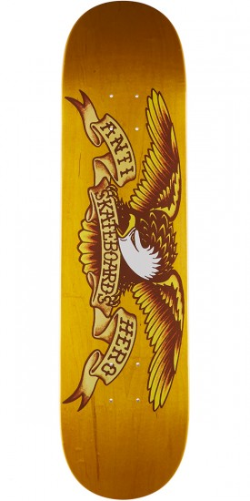"""Anti-Hero Stained Eagle MD Skateboard Deck - 8.06"""""""