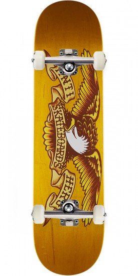 Anti-Hero Stained Eagle MD Skateboard Complete - 8.06""