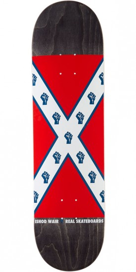 Real Ishod Rebel Yell Skateboard Deck - 8.30""