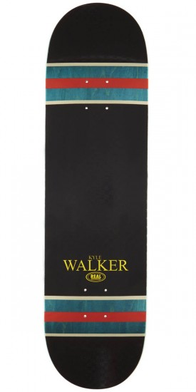 Real Walker Genuine Skateboard Deck - 8.38