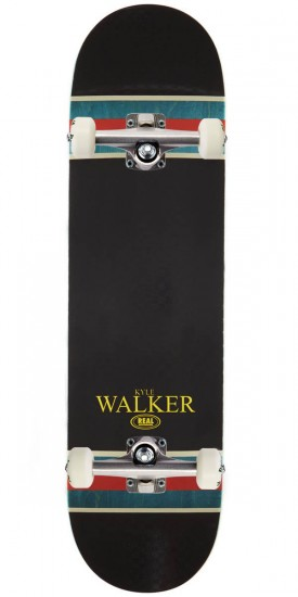Real Walker Genuine Skateboard Complete - 8.38