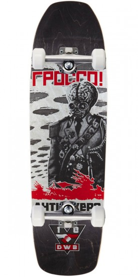 Anti-Hero Grosso Propaganda Skateboard Complete - 9.25
