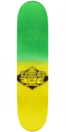 Krooked Worrest Faded Skateboard Complete - 8.06