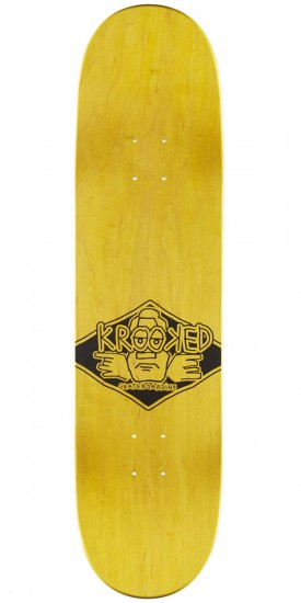 Krooked Gonz Tuff-Stuff Skateboard Deck - 8.25
