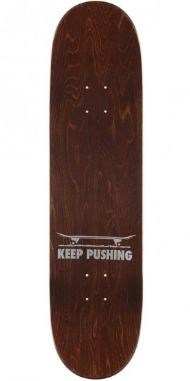 Real Donnelly Premium Pro Oval Two Tone Skateboard Deck - 8.25