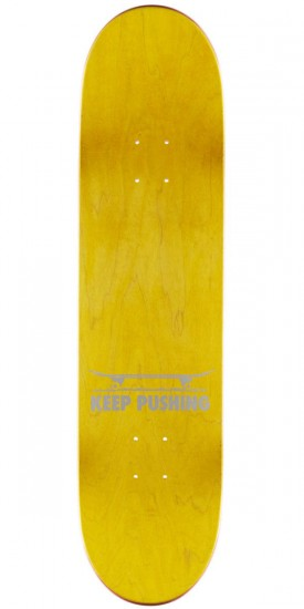 Real Chima Premium Pro Oval Skateboard Deck - 8.12