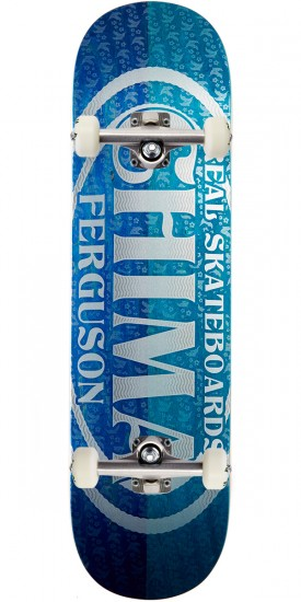 Real Chima Premium Pro Oval Two Tone Skateboard Complete - 8.38