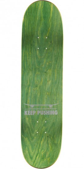Real Ishod Premium Pro Oval Two Tone Skateboard Deck - 8.3