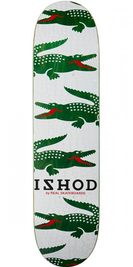 Real Ishod Prep Skateboard Deck - 7.81""