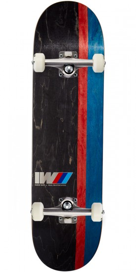 Real Ishod High Performance Skateboard Complete - 8.30""