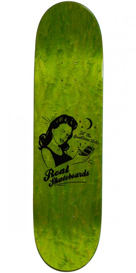 Real Walker Renegade Skateboard Deck - 8.38""