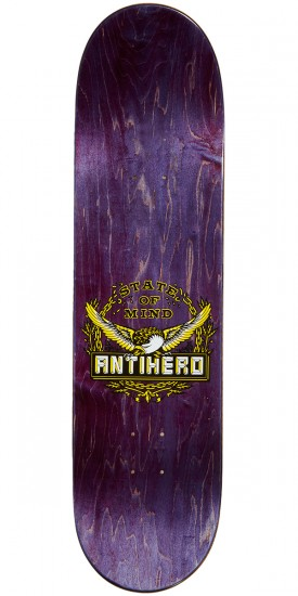 Anti-Hero Beres State of Mind Skateboard Complete - 8.40""