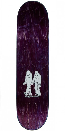 Krooked Cromer Lovenhate Skateboard Deck - 8.25""