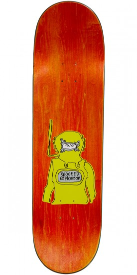 """Krooked Ronnie Exploreor Skateboard Complete - 8.75"""""""
