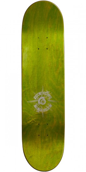 Real Chima Southern Cross Skateboard Deck - 8.18""
