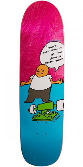 Krooked Ronnie How It Is Skateboard Complete - 8.50""