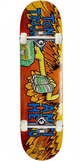 """Anti-Hero Trujillo Where Are They Now Skateboard Complete - 8.40"""""""