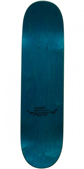 Krooked Ronnie Guest Artist Tim Kerr Skateboard Complete - 8.25