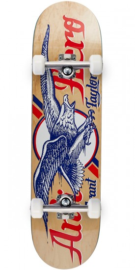 Anti-Hero Taylor Air Mail Skateboard Complete - 8.18