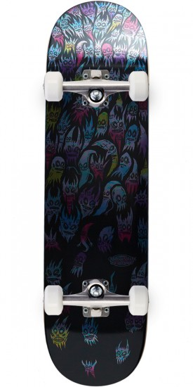 Real Chima X Fos Skateboard Complete - 8.38