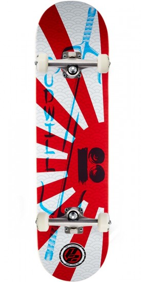 Plan B Pudwill Warrior Skateboard Complete - 8.00""