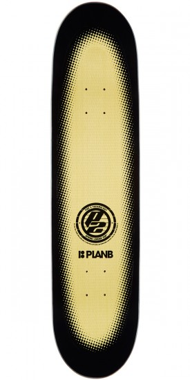 Plan B Joslin Warrior Skateboard Deck - 8.125""