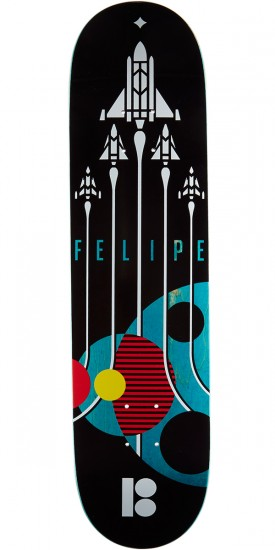 Plan B Felipe Light Year Skateboard Deck - 8.25""