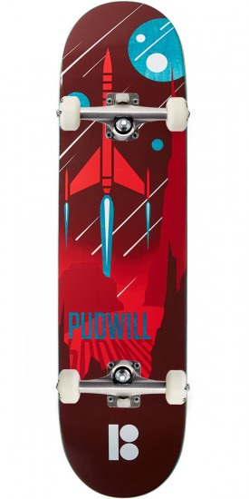 Plan B Pudwill Light Year Skateboard Complete - 8.00""