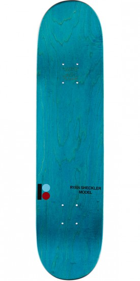 Plan B Sheckler Street Skateboard Deck - 7.875""