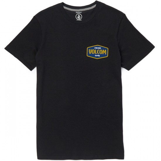 Volcom Nine Forty T-Shirt - Black