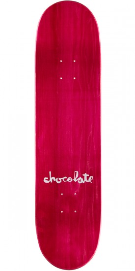 Chocolate Hsu Original Chunk Skateboard Deck - 8.125""