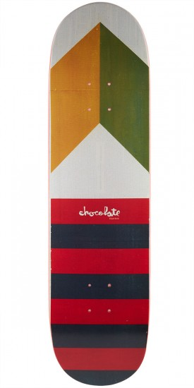 Chocolate Elijah Berle Battle Flag Skateboard Deck - 8.50""