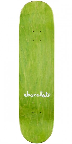 Chocolate Jerry Hsu Battle Flag Skateboard Deck - 8.25""