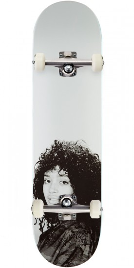 Chocolate Anderson Lisa Skateboard Complete - 8.125""