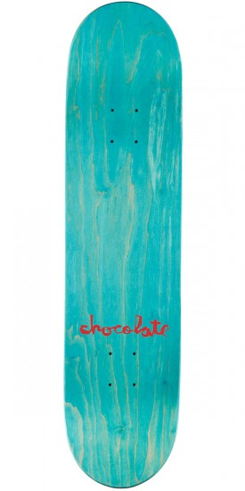 Chocolate Eldridge And Chill Skateboard Deck - 8.00""
