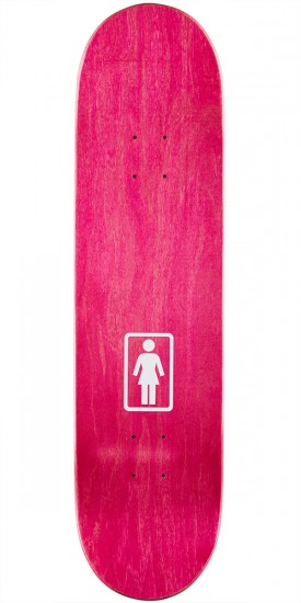 Girl Mike Carroll One Off Skateboard Complete - 8.125""