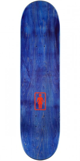 Girl Sean Malto One Off Skateboard Deck - 8.125""