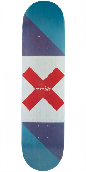 Chocolate Chris Roberts Battle Flag Skateboard Deck - 8.00""