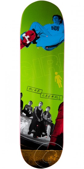 Girl Carroll 20/20 Skateboard Deck - 8.125""