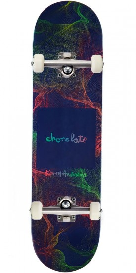 """Chocolate Anderson Gravity Skateboard Complete - 8.125"""""""