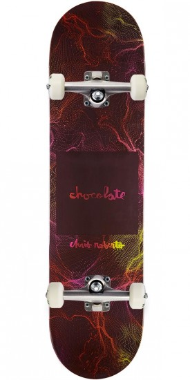 Chocolate Roberts Gravity Skateboard Complete - 8.00""