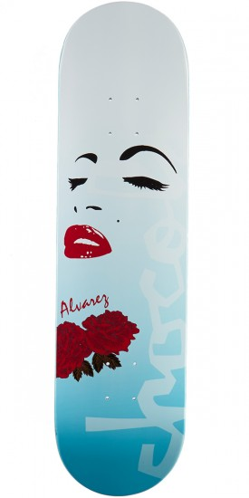 Chocolate Alvarez Dreamers Skateboard Deck - 8.125""