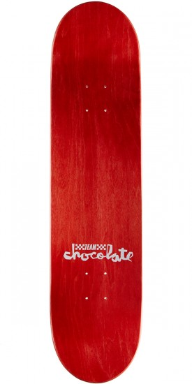 Chocolate Hsu Braaap Skateboard Deck - 8.00""