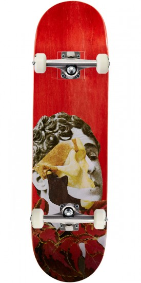 Chocolate Alvarez Dru Collage Skateboard Complete - 8.25""
