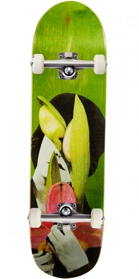 Chocolate Berle Dru Collage Skateboard Complete - 8.50""