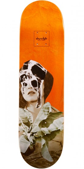 Chocolate Brenes Dru Collage Skateboard Deck - 8.25""